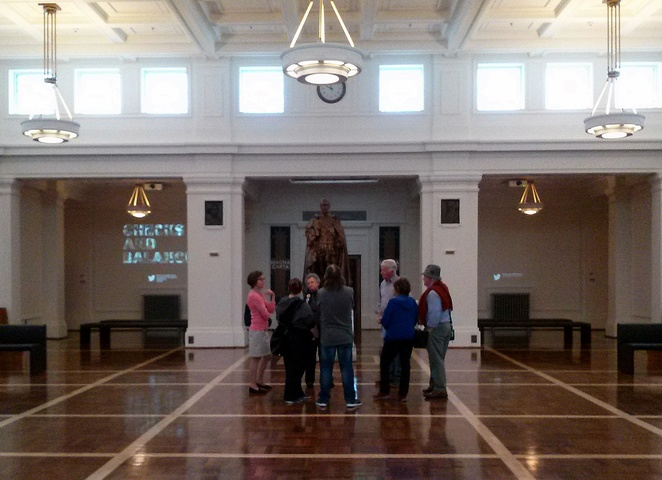 old parliament house, museum of australian democracy, free guided tours, tours, free tours, whats on, guided, ACT, national attractions,