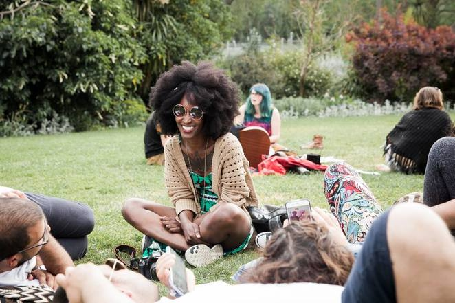 open spaces 2018, abbotsford convent, community event, fun things to do, festival, creative community, festival of music, festival of art, markets, good food, wurundjeri culture, ngulu-nganjin performances, workshiops. games, learning, senegambian jazz band, cool out sun, mzrizk, hand made goods, artisanal wares, design and print market, kids programs, open studios, commuity music, tours