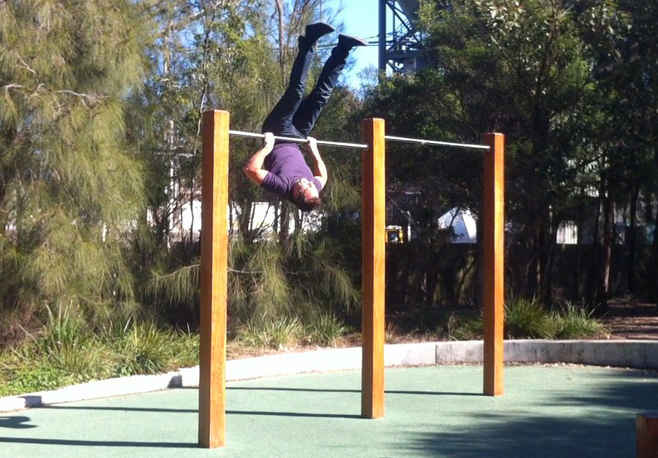 Best outdoor gyms in south sydney with bodyweight exercise equipment sydney