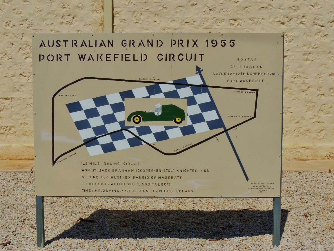 Port Wakefield Attractions Adelaide