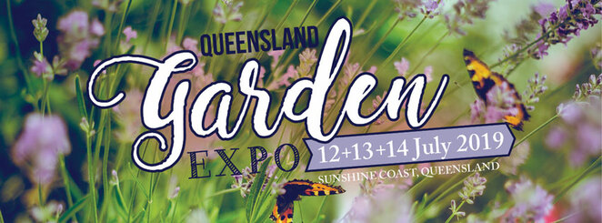 Queensland Garden Expo 2019, three day, premier, 35th year, bees to honey, July, free lectures and demos, gardening advice, free plant clinic, plants galore, 55 nurseries, landscape garden displays, Reflection Gardens, Giant Organic Kitchen Garden, Garden Clubs and Societies, Living Backyard, attract wildlife to your garden, Cook's Garden Stage, Coffee Cup Refill Station, Floral Design Display and Competition, Quirky Containers Garden Competition, Just for Kids, three day weekend