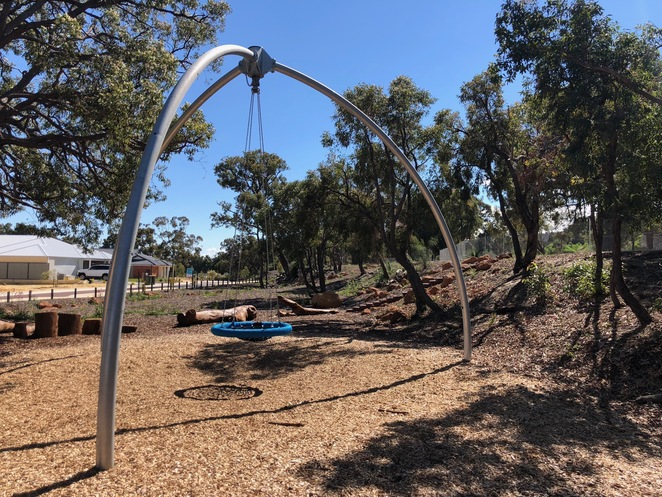 Ridge Park and Playground, Byford Parks and Playgrounds, Byford Parks, Family Friendly Byford, Parks with Flying Foxes Byford, Parks with Flying Foxes Perth, Playgrounds South of Perth