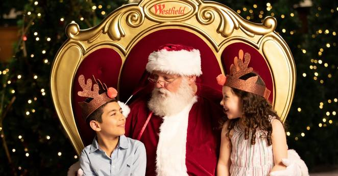 Santa Photos in Canberra 2018