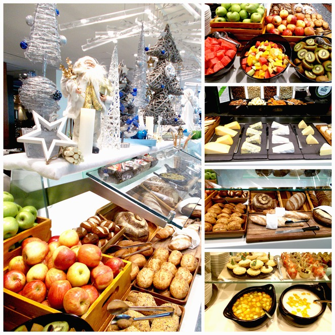 39 feast 39 christmas buffet at sheraton on the park sydney. Black Bedroom Furniture Sets. Home Design Ideas