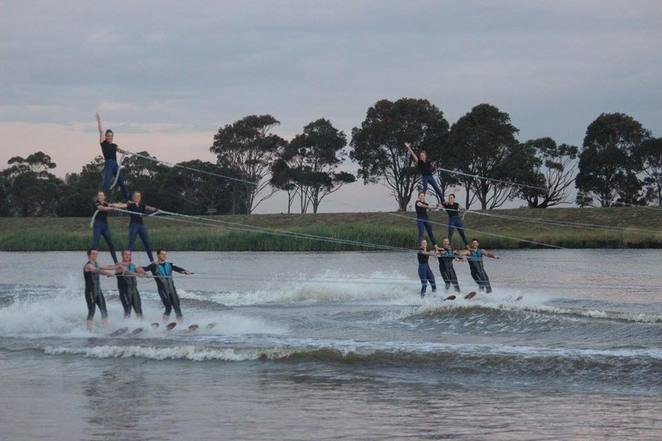 Southern Water Ski Show Team Free Community Show