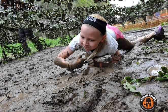 spartan junior, challenge, obstacle course, muddy, fun, sydney, kids, children