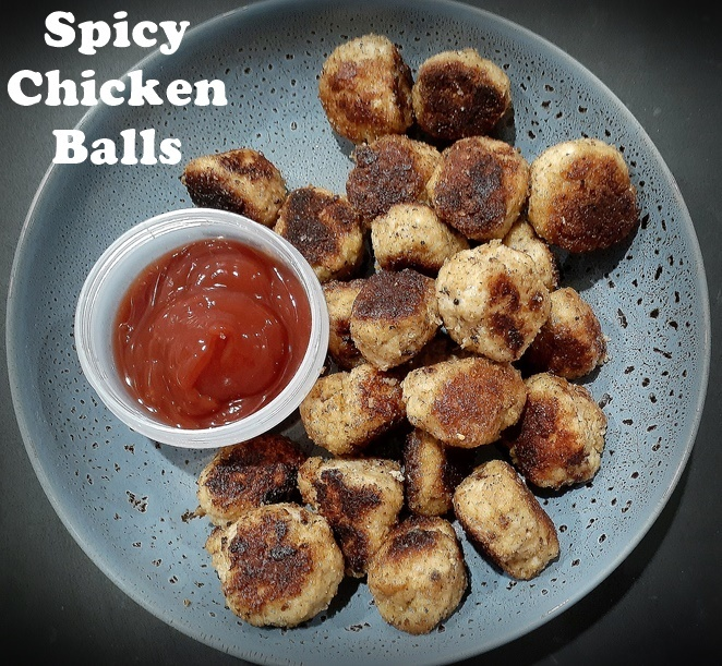 spicy chicken balls, chicken mince recipes,, taco seasoning recipes, chicken mince recipes, chicken mince, egg, breadcrumbs, old el paso taco kits, kids, children, family, finger food, lunch, dinner, party food, recipes, australia,