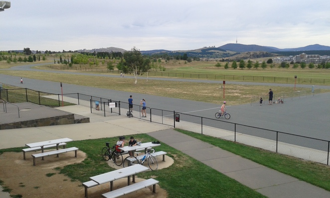 stromlo forest, childrens playground, canberra, wright, coombs, stromlo,