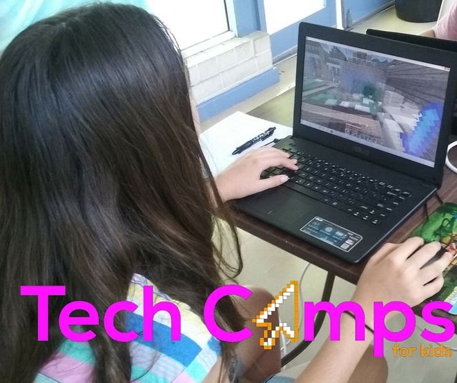 TechCamps4Kids Holiday Camps