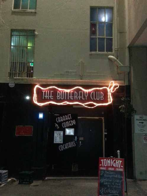 The Butterfly Club Melbourne Lt Collins Street