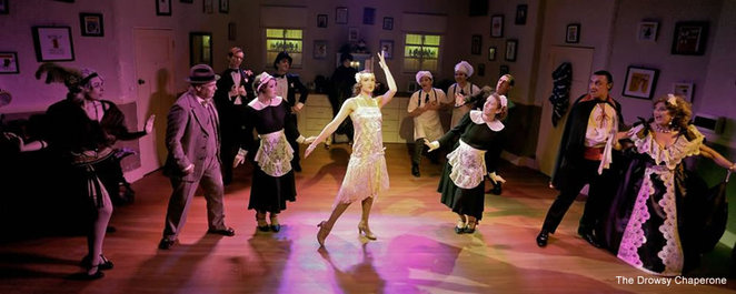 The Drowsy Chaperone, Hayes Theatre