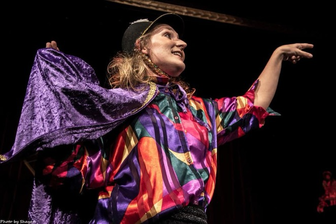 The Kings Jester, The Tempest at the Giant Dwarf, Sydney Independent Theatre,