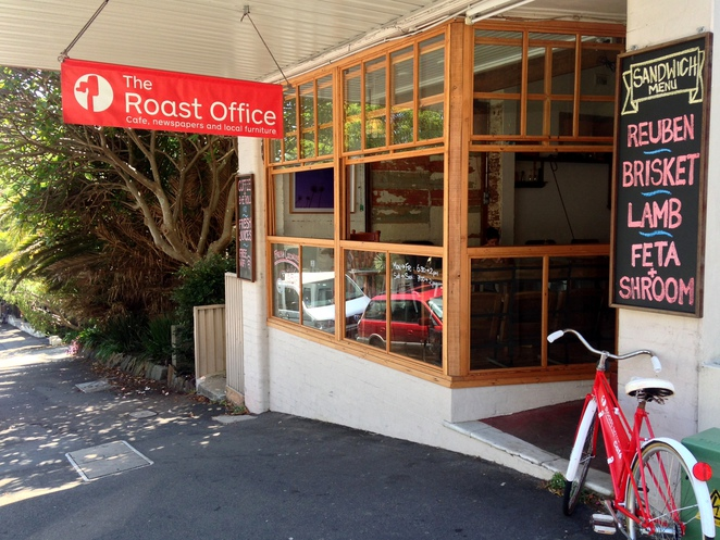 The Roast Office, The Roast Office Cafe Manly, Manly Cafes, Darley Street Post Office, Eastern Hill Manly Cafe