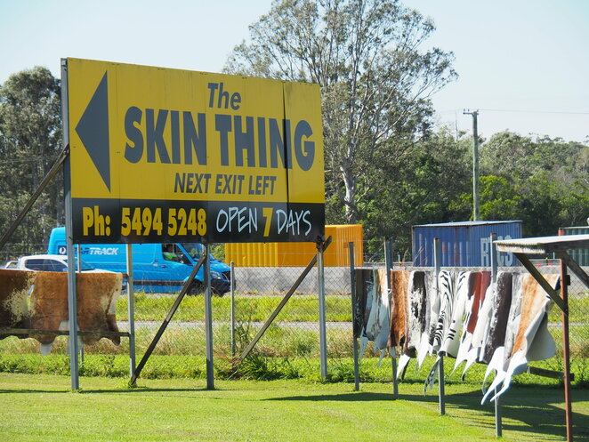 The Skin Thing, fur, skins, Akubra, Ugg,