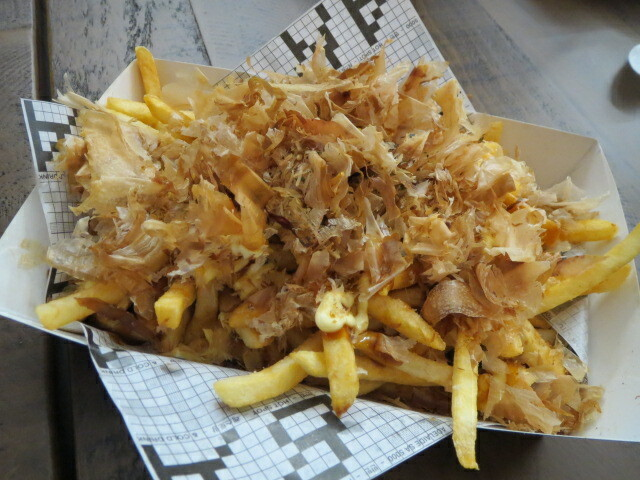 The Terrace, Little Ban Ban, Rundle Mall Plaza, Unami Fries, Adelaide