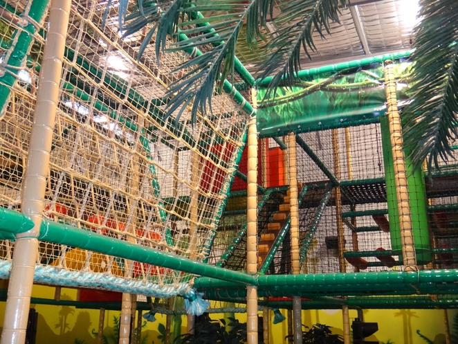 triassic, canning vale, play centre, soft play, triassic fun park