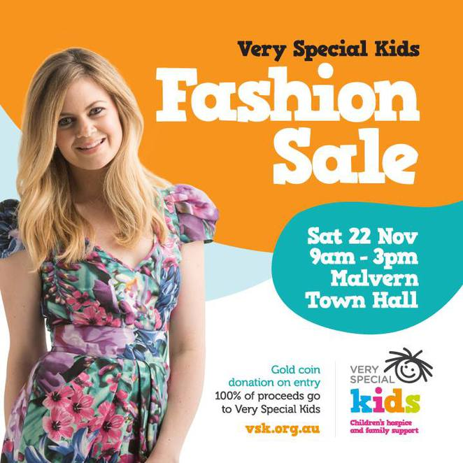 Very Special Kids Sale