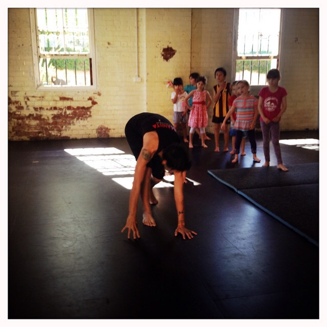 Vulcana Circus Kids Workshops Brisbane Powerhouse