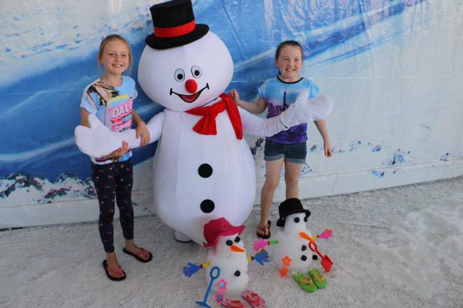 winter events brisbane, winter festivals brisbane, family events brisbane, food events brisbane, food festivals brisbane, snow4kids