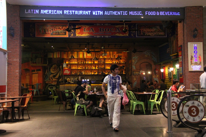 All tastes are catered for in Kuala Lumpur, Malaysia