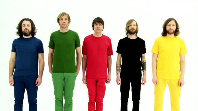 band, rock, indie, music, minus the bear, max watts, tour, live music