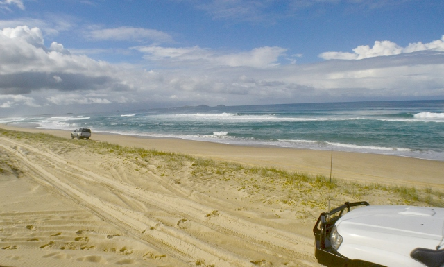 Beach driving, 4wding, 4wd, 4x4, beach access, mungo beach