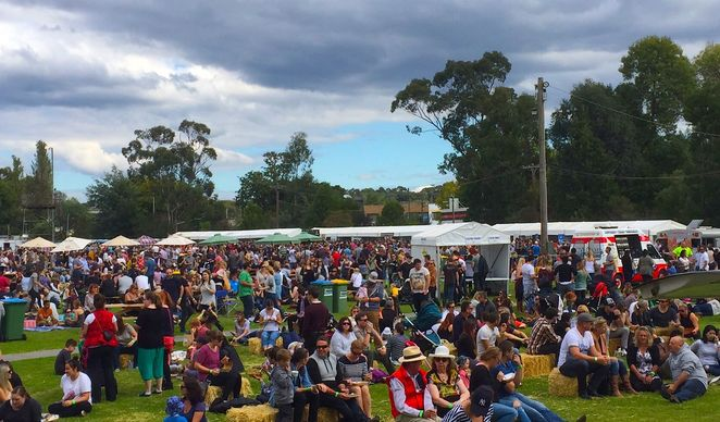 Beer and Cider Festival, Lilydale