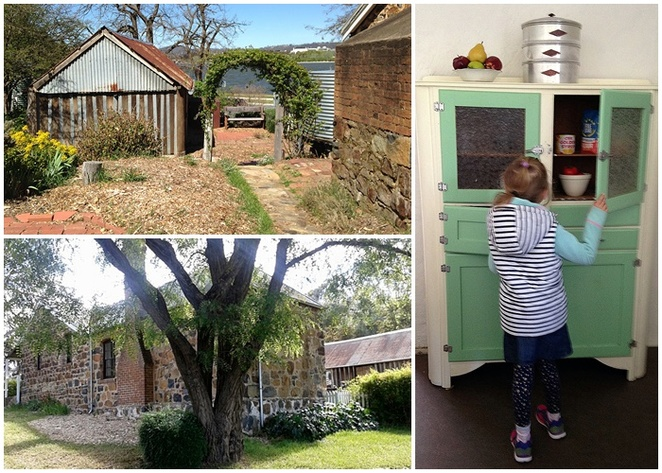 blundells cottage, canberra, historical houses, ACT, tours, free tours, early settlers, duntroon, campbell family,