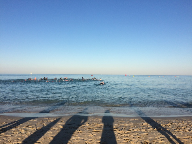 Bonbeach; Bonbeach Beach; Open Water Swim; Swim