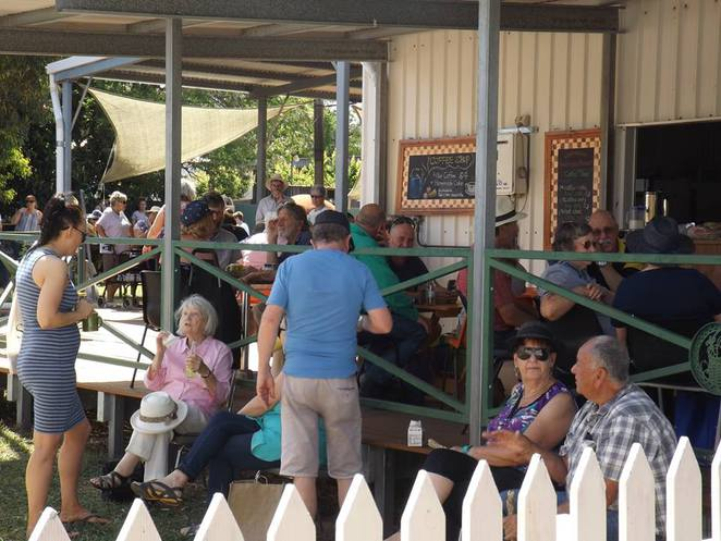 cafe, fresh produce, fresh food, organic food, markets, country markets, Wirrabara Producers Market, southern Flinders Ranges, South Australia