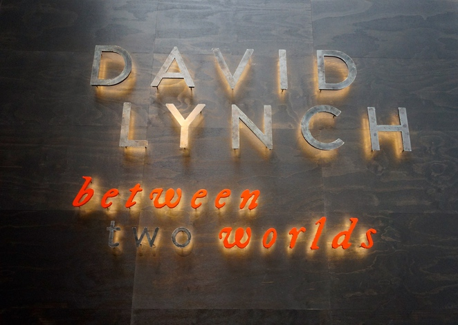 David Lynch - between two worlds - between two worlds