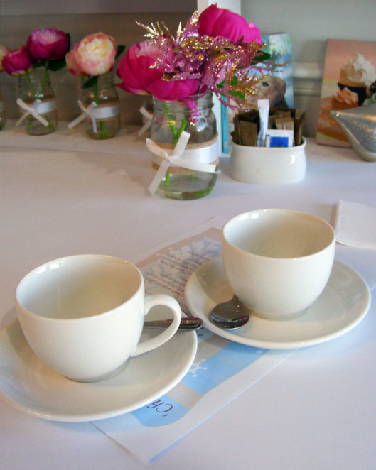 Try a traditional cup of tea at the Dawn Tea Rooms