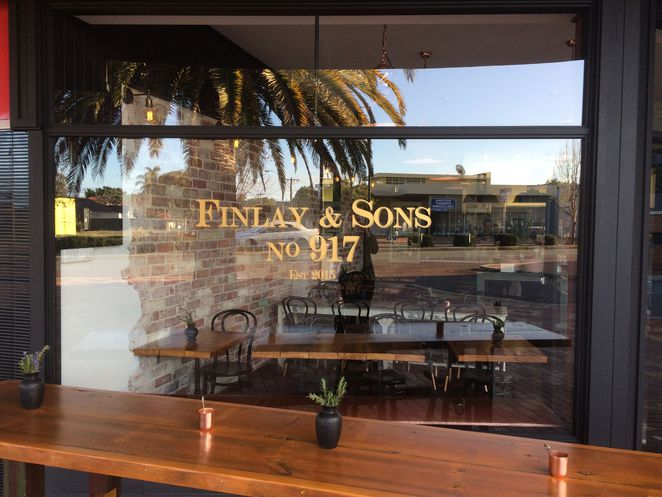 Finlay & Sons, Beaufort St, cafe, Inglewood