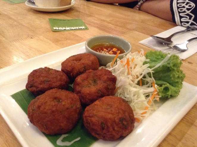 fish cakes bangkok beat bistro empire subang