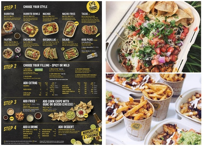 guzman y gomez, canberra city, takeaway, mexican, family friendly, pick up, fast food, mexican restaurants, bunda street