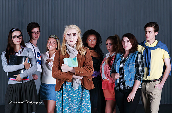 heathers, musical, redcliffe, theatre, music, dance, acting, show