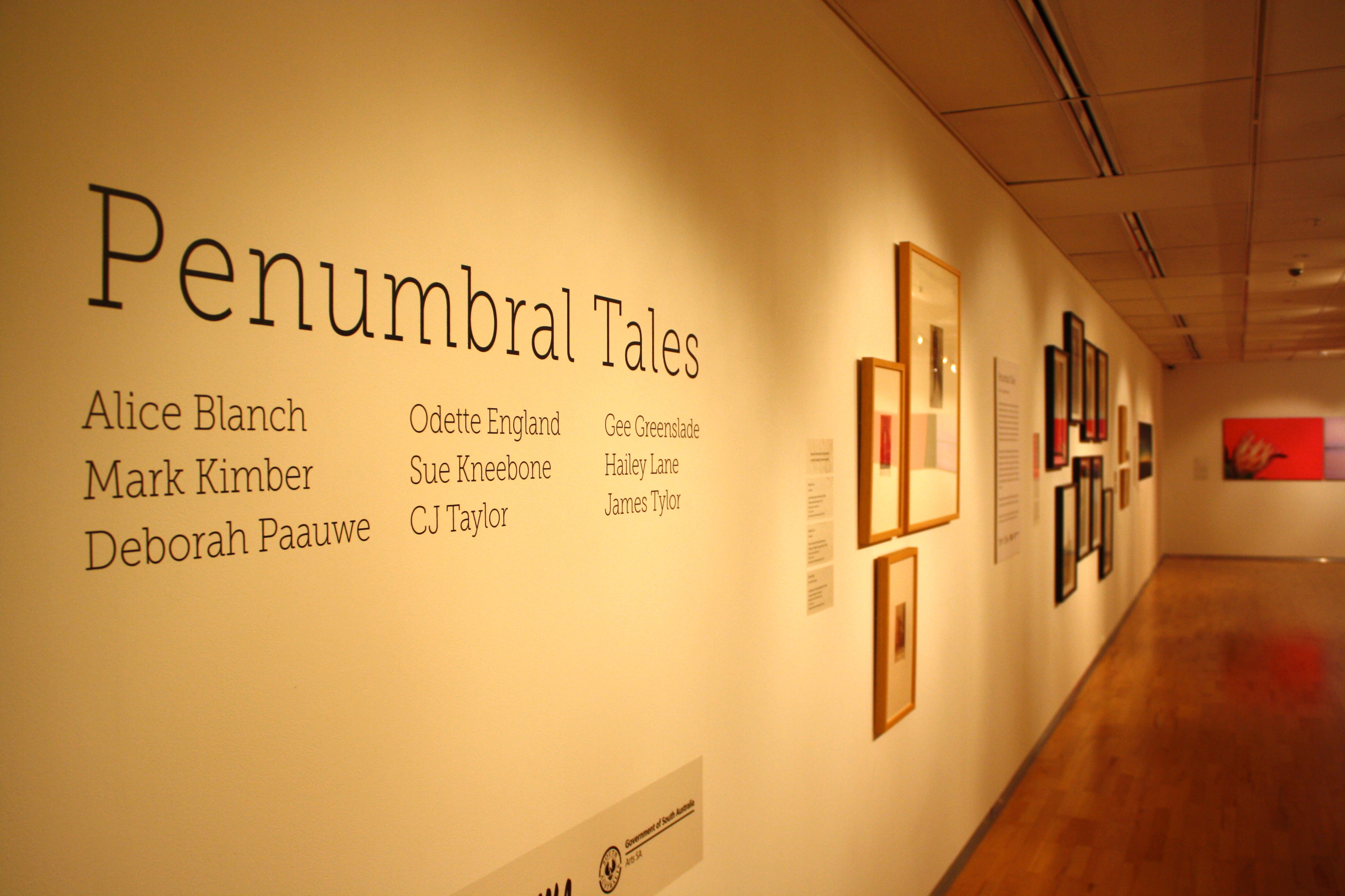 Penumbral Tales Art Exhibition - Adelaide