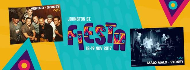 Johnston Street Fiesta