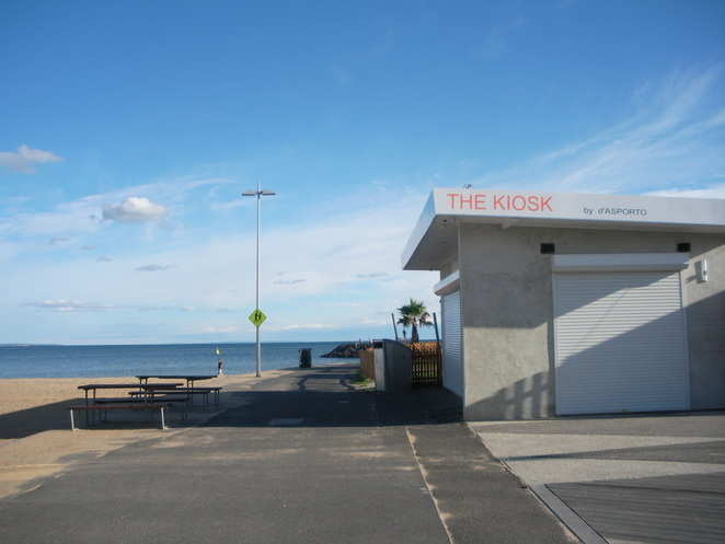 kiosk,williamstown,fish,chips,beach,esplanade,d'asporto,sea,ocean,food