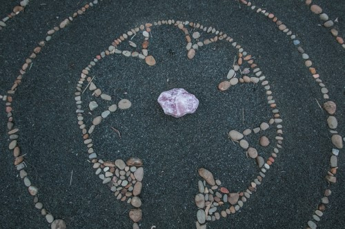 labyrinth, labyrinth lane, chartres, cathedral, meditation, walking, contemplation, relaxation, new age, peace, tina christensen, crystal, energy
