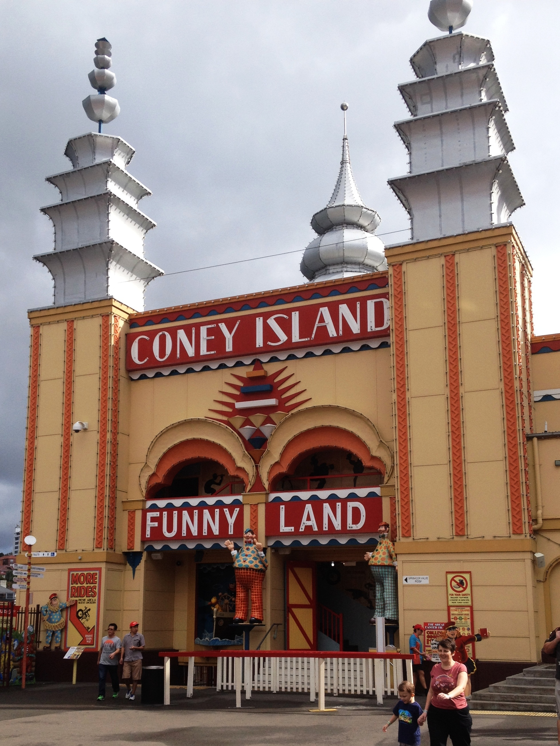 coney island Coney island library has emerged stronger than ever from the devastation of  hurricane sandy the renovated branch reopened in 2013 with new technology, .