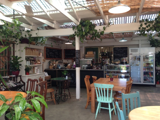 McGain's Nursery, Cafe and Food Store