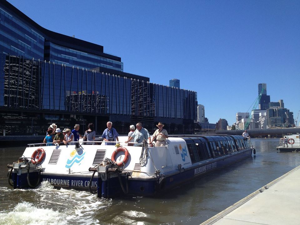 River Cruise in Melbourne