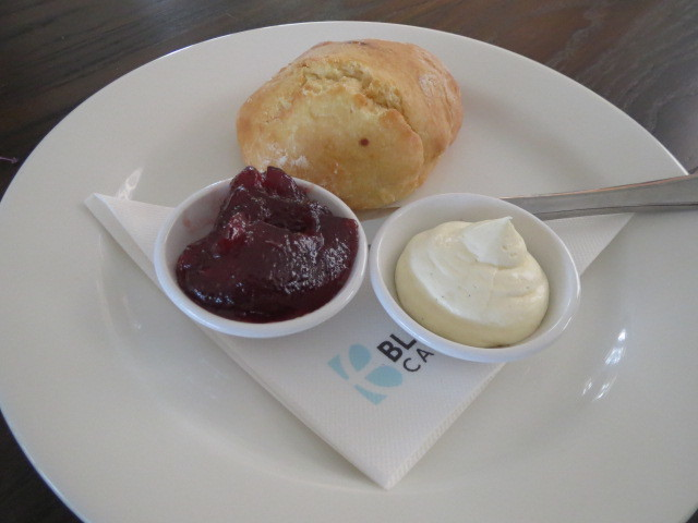 Morning Tea at Carrick Hill Café, Scones, Adelaide