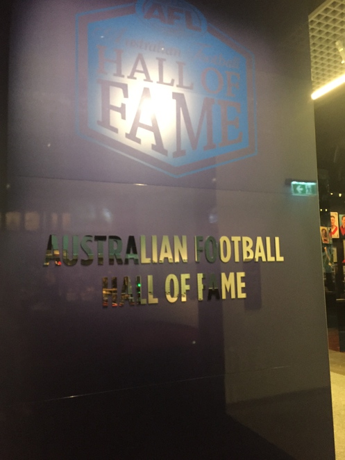 National Sports Museum, footy, football, Melbourne