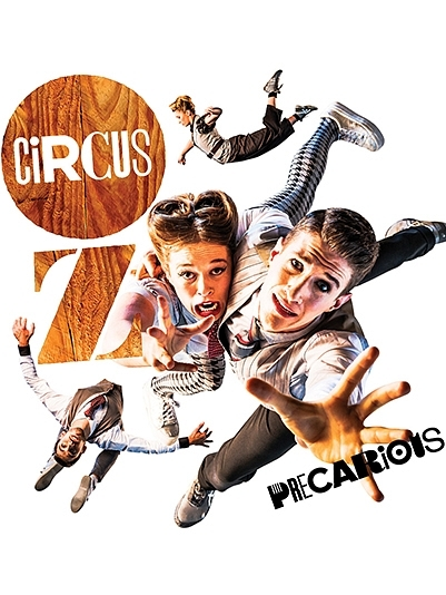 Precarious by Circus Oz