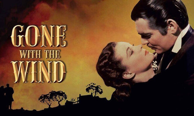 PHSG Movie Fundraiser, Gone With The Wind, Backlot Studios, Charity