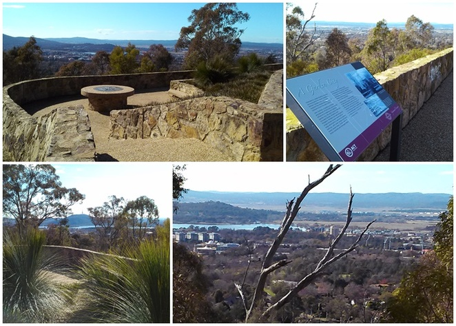 red hill lookout, canberra, lookouts, red hill, things to do in red hill, views over the city, bushwalks, little brother cafe, coffee n beans, onred, restaurant,