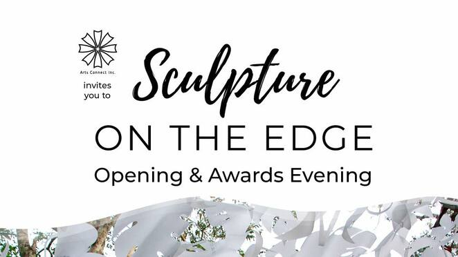 Sculpture on the Edge, Maleny, Contemporary Sculpture Exhibition, Spicers Tamarind, Arts Connect Inc., outdoor, three-dimensional, one-of-a-kind artworks, complementing environment, art lovers, free to spectators, Opening and Awards 2020 twilight viewing, Sunshine Coast's premier art destination event