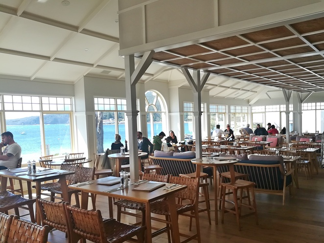 shoal bay country club, kitchen and patio, restaurant, seafood, christmas day lunch, whats on, restaurants, nelson bay region, port stephens,